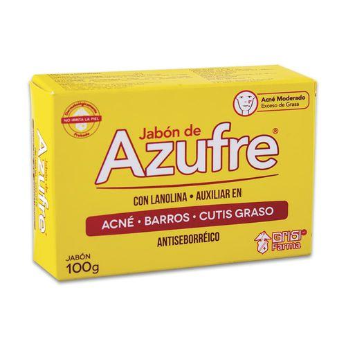 Jabon-De-Azufre